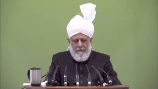 Friday Sermon: 5th April 2013 (Urdu)