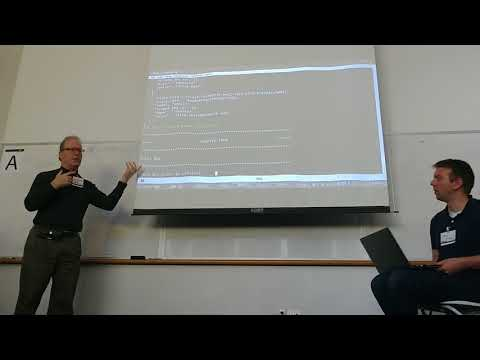 Internet identity workshop IIWXXVI. Decentralised Key Management System - DHS demo by Sovrin pt2