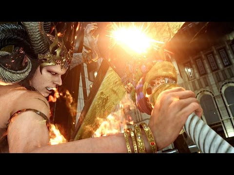 FINAL FANTASY XV - IFRIT Full Boss Fight [1080P HD] PS4 PRO