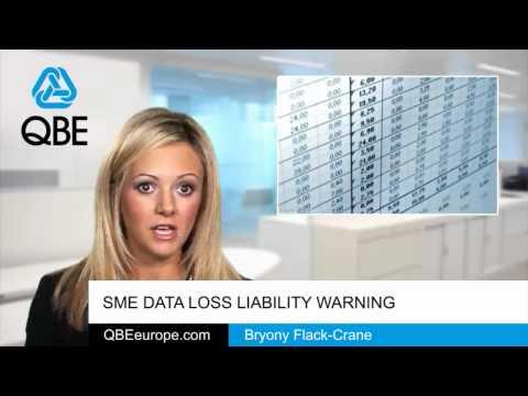 SME data loss liability warning