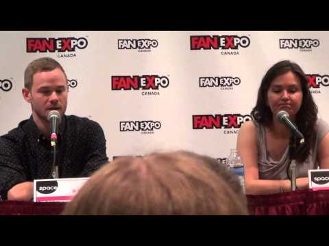 Aaron Ashmore & Killjoys - Fan Expo Toronto - Sept 6, 2015