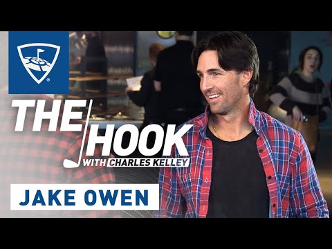 The Hook with Charles Kelley | Jake Owen | Topgolf