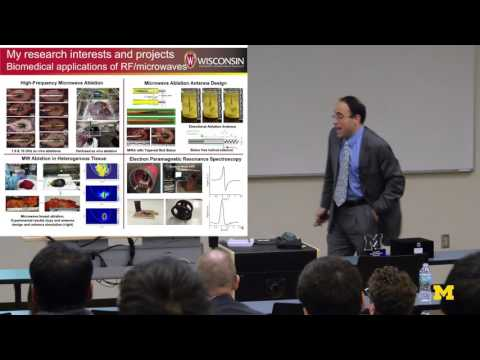 Nader Behdad | High-Frequency Microwave Ablation Antennas for Minimally-Invasive Treatment of Cancer