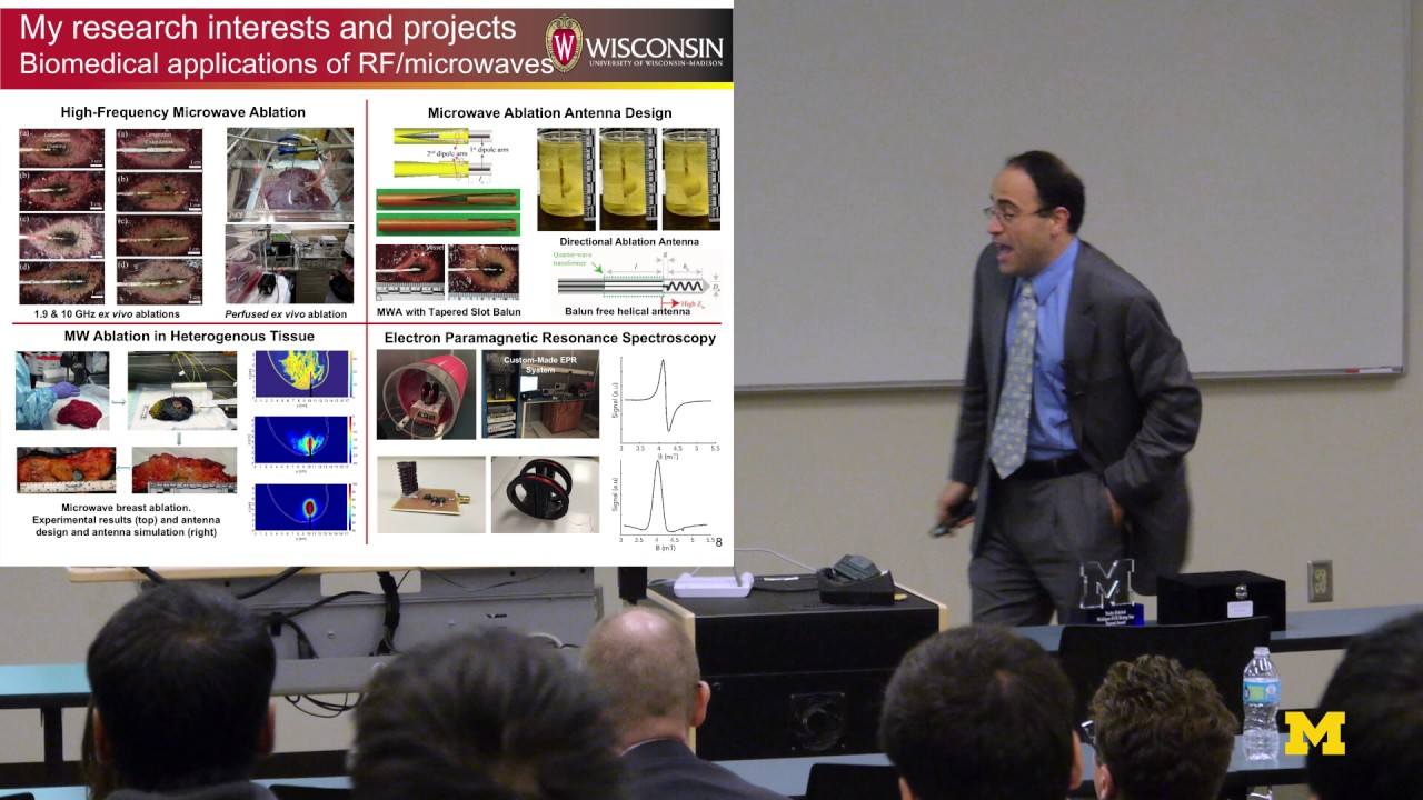 Nader Behdad High Frequency Microwave Ablation Antennas For Minimally Invasive Treatment Of Cancer