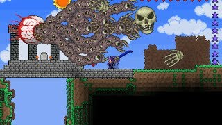 HOW TO SOLO ALL HARDMODE BOSSES! - Terraria 1.2