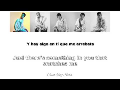 CNCO- Hey DJ (English/Spanish Lyrics)