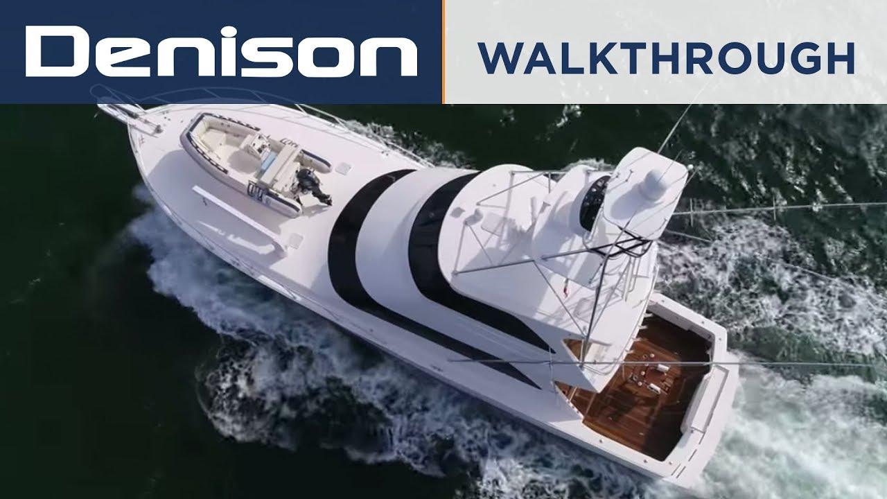 50499717 Viking 64 Convertible Sportfish Yacht [Walkthrough]
