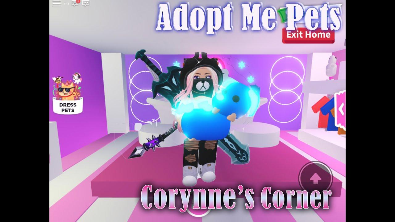Roblox Adopt Me Pets Neon Dragon Mega Neon Pets Adopt Me