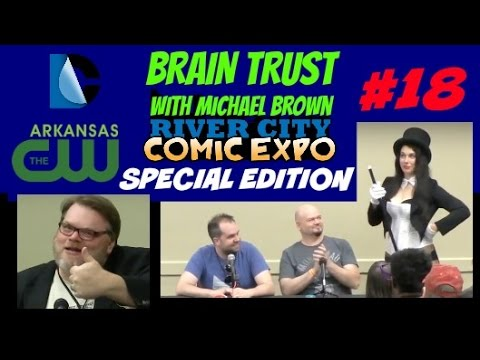 CW-DC Universe Edition - Brain Trust #18