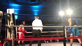 Ultra White Collar Boxing Bedford Against Nick Merrill