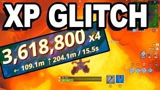 How To Get Level 100 Instantly Fast Xp Glitch In Fortnite (SEASON 8)