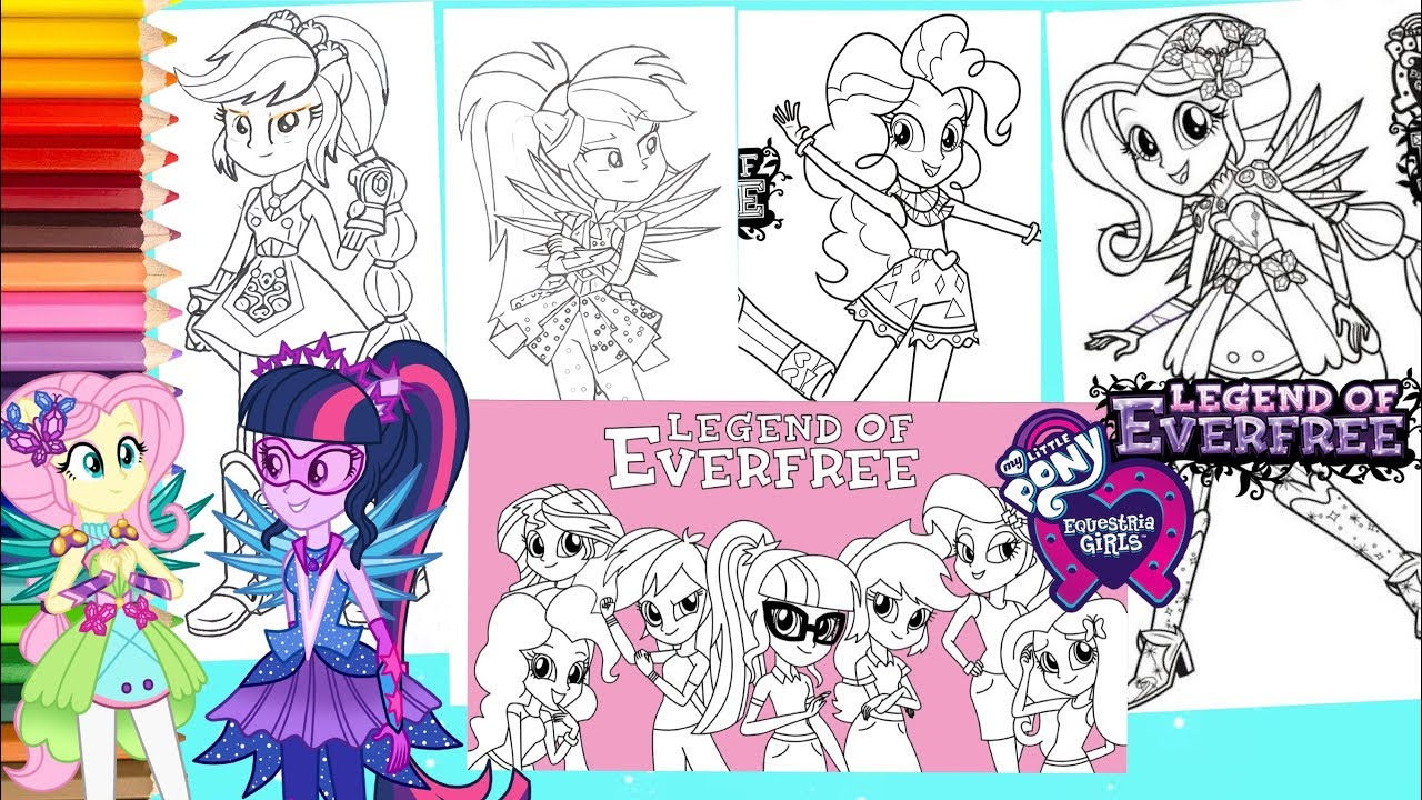 Equestria Girl Friendship Games Coloring Pages - Coloring Home | 720x1280