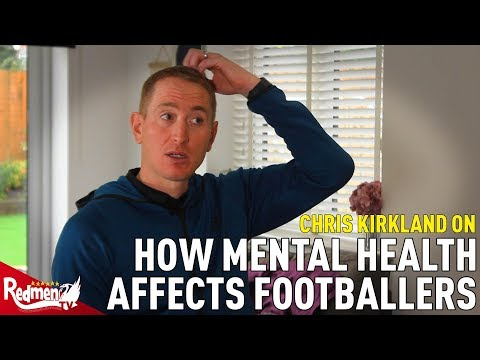 Chris Kirkland on How Mental Health Affects Footballers thumbnail