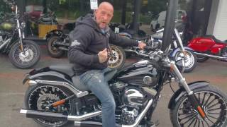 Would You Buy A Harley Davidson Breakout 103 (2017) Model