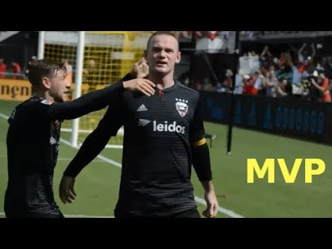 Wayne Rooney Nominee for The 2018 MLS MVP