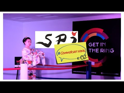 International Events in Osaka and don't be ashamed of speaking English - SPI Conversations Ep. 02