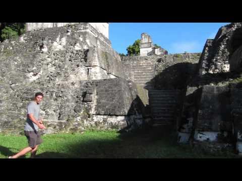 Aimless Adventures at Tikal Ruins