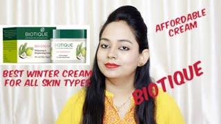 Biotique Bio Coconut Whitening & Brightening cream || सर्दियों के लिए सबसे अच्छी क्रीम