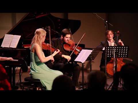 Schubert: Forellenkwintet 4/4 - International Chamber Music Festival Ede