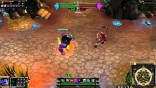 Executioner Mundo League of Legends Skin Spotlight