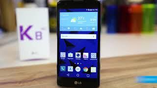 Smartphone LG K8 4G Review  Mercadodobrazil