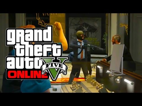 GRAMY W GTA 5 ONLINE OTWARTE LOBBY GLITCH W GTA V PS4