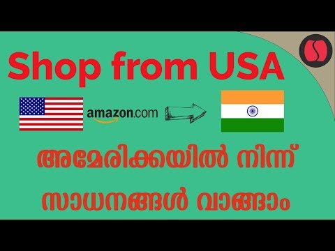 How to buy from USA to India (amazon.com)   [ Malayalam Tech Videos ]