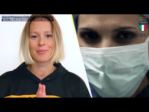 Italian Olympic Sport United for doctors and paramedical staff