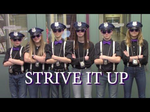 Strive It Up-Teeland Middle School