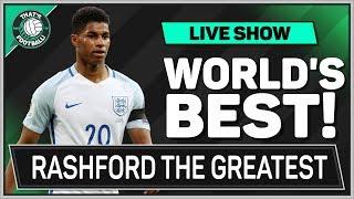 Why Marcus RASHFORD Is The WORLD'S Greatest! Football Latest News