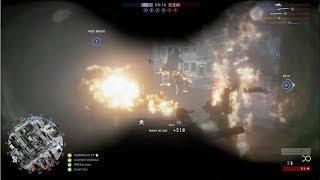 Battlefield 1 - Conquest - Amiens - Virgin Flametrooper + Chauchat Low Weight Assignment Unlocked