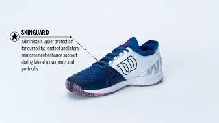 Wilson Kaos 2.0 SFT Tennis Shoe