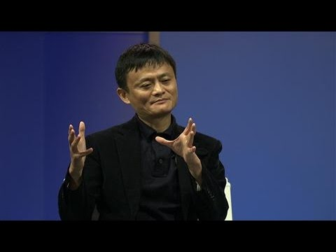 Jack Ma Speaks at WSJD Live