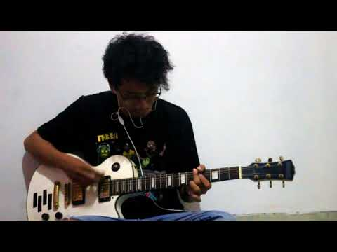 sonic youth - incinerate guitar cover