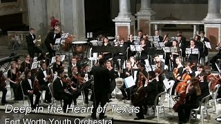 FWYO in Italy 2014 ~ Deep in the Heart of Texas