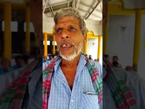 Organic Farmer Sharing His Experience and Expressing Gratitude to Mukti
