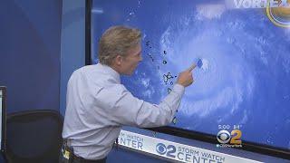 Keeping A Close Eye On Hurricane Irma