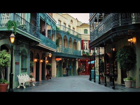 Disneyland | New Orleans Square | BGM Loop