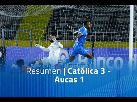 U. Catolica Aucas Goals And Highlights