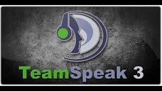 Как создать и найти сервер teamspeak 3 бесплатно 2014