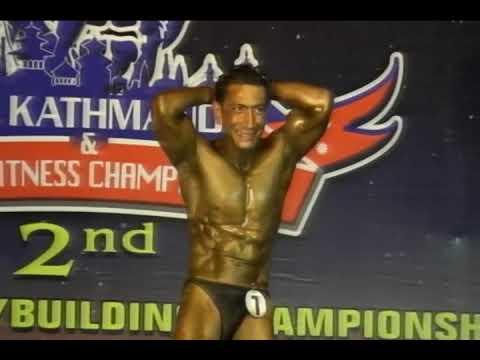 Mr. Kathmandu 2017 ( 55 kg ) by kathmandu bodybuilding & fitness association