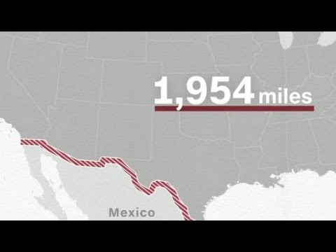 Is A Wall Along The US-Mexico Border Realistic?