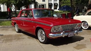 1964 Studebaker Daytona 2 Door Hardtop with Bordeaux Red paint on My Car Story with Lou Costabile