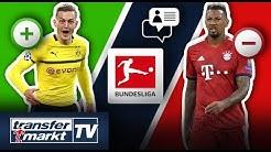 Vorschau: Marktwert-Update 1.Bundesliga   TRANSFERMARKT