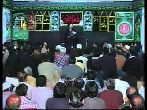 Majlis No.01 - Hyderabad - 2010 - Ayatollah Syed Aqeel ul Gharavi