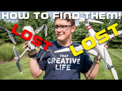 (GIVEAWAY) HOW TO TRACK DOWN ANY LOST DRONE! || DJI, Parrot, Yuneec & More || Trackimo 3G Review