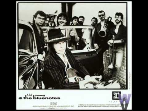 Neil Young & The Bluenotes - Crime In the City, 1988 (Part 1 of 2)