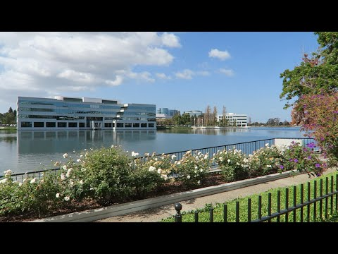 Newark to San Francisco and the Sofitel Hotel, Redwood Shores