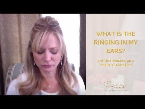 Ringing In The Ears -  EMF, Ascension Symptom Or Cosmic Download?
