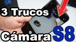 Cámara Samsung Galaxy S8 Trucos y Novedades Review Cámara Español
